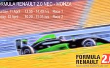 Renault 2.0 NEC – Monza – Race 1